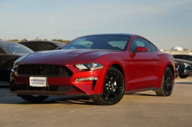 2019 Ford Mustang EcoBoost Irving TX