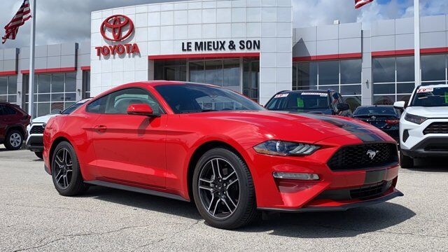 2019 Ford Mustang EcoBoost Green Bay WI