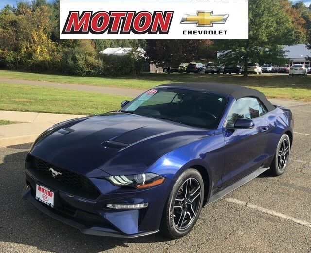 2019 Ford Mustang EcoBoost Hackettstown NJ