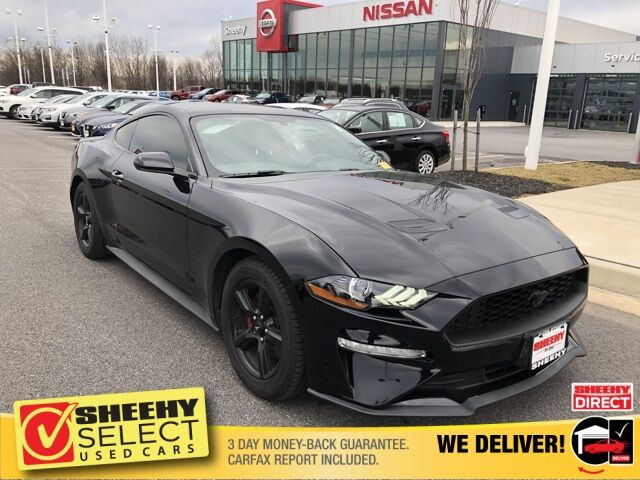 2019 Ford Mustang EcoBoost White Marsh MD