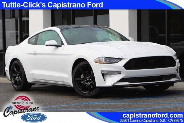 2019 Ford Mustang EcoBoost Irvine CA