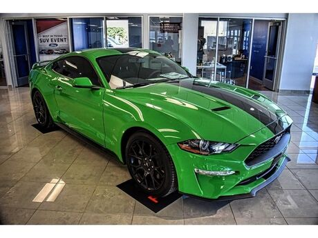 2019 Ford Mustang EcoBoost Pampa TX