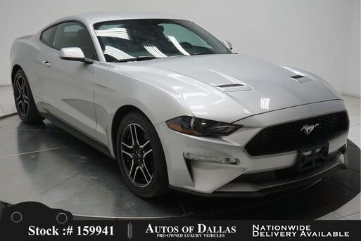 2019_Ford_Mustang_EcoBoost Premium CAM,CLMT STS,PARK ASST,18IN WLS_ Plano TX
