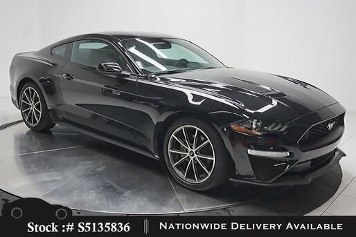2019_Ford_Mustang_EcoBoost Premium CAM,KEY-GO,19IN WHLS_ Plano TX
