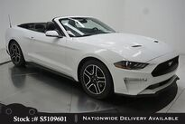 Ford Mustang EcoBoost Premium Convertible CAM,CLMT STS 2019