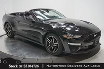 Ford Mustang EcoBoost Premium Convertible CAM,CLMT STS,18IN WLS 2019