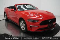Ford Mustang EcoBoost Premium Convertible CAM,KEY-GO,17IN WLS 2019