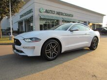 2019_Ford_Mustang_EcoBoost Premium Coupe LEATHER, BACKUP CAMERA, HTD/CLD FRONT STS, BLUETOOTH, APPLE CARPLAY, WARRANTY_ Plano TX