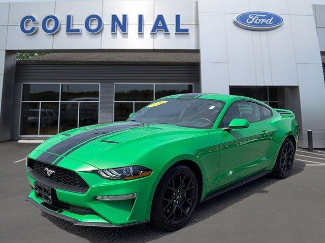2019 Ford Mustang EcoBoost Premium Fastback Marlborough MA