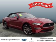 2019_Ford_Mustang_EcoBoost Premium_ Hickory NC