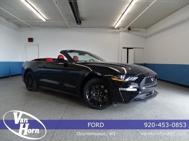 2019 Ford Mustang EcoBoost Premium Milwaukee WI