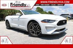2019_Ford_Mustang_EcoBoost Premium_ New Port Richey FL