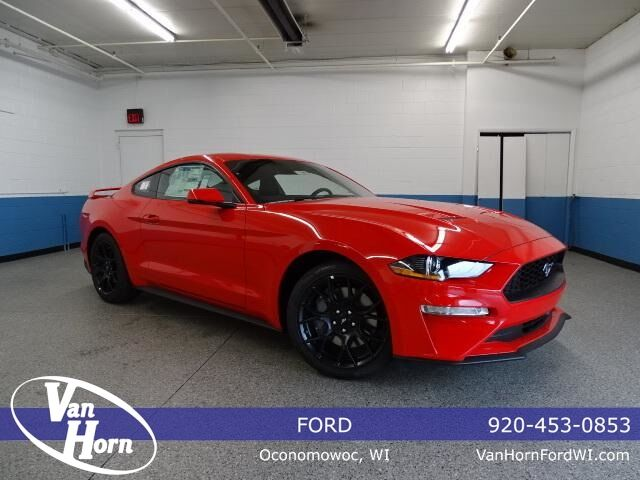 2019 Ford Mustang EcoBoost Premium Plymouth WI