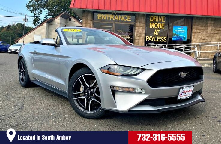 2019 Ford Mustang EcoBoost Premium South Amboy NJ
