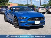 2019 Ford Mustang EcoBoost Premium South Burlington VT
