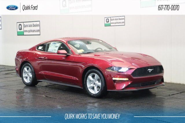2019 Ford Mustang EcoBoost Quincy MA