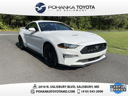 2019_Ford_Mustang_EcoBoost_ Salisbury MD