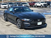 2019 Ford Mustang EcoBoost South Burlington VT