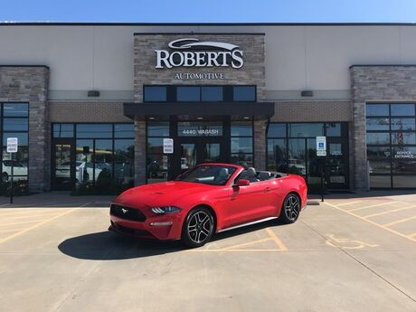 2019 Ford Mustang EcoBoost Springfield IL