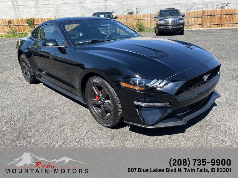 2019 Ford Mustang EcoBoost Twin Falls ID