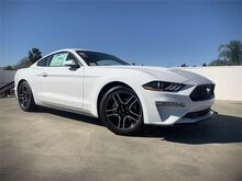2019_Ford_Mustang_EcoBoost_ Vista CA