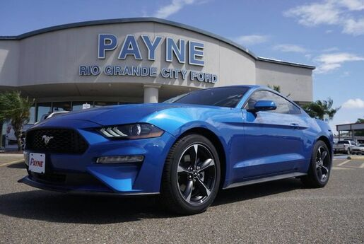 2019 Ford Mustang EcoBoost Weslaco TX