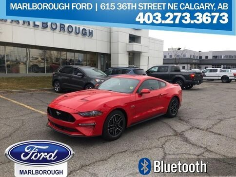 2019_Ford_Mustang_GT Fastback  - Bluetooth_ Calgary AB