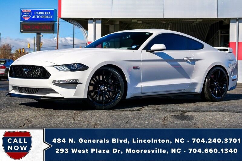 2019 Ford Mustang GT *Manual*ProCharger*Leather*Shelby Wheels* Mooresville NC