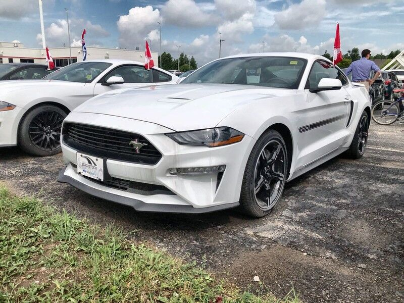 2019 Ford Mustang GT Premium 401A California Special