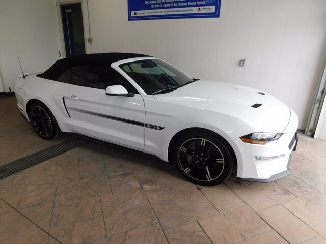 2019 Ford Mustang GT Premium CONVERTIBLE NAVI CALIFORNIA SPECIAL Listowel ON