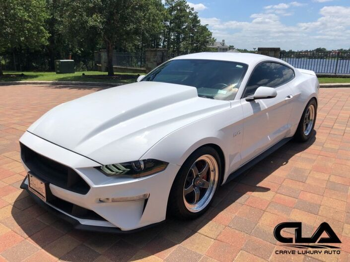 2019 Ford Mustang GT Premium Fastback The Woodlands TX