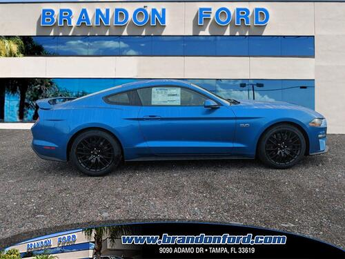 2019 Ford Mustang GT Premium PERFORMANCE PACKAGE Tampa FL