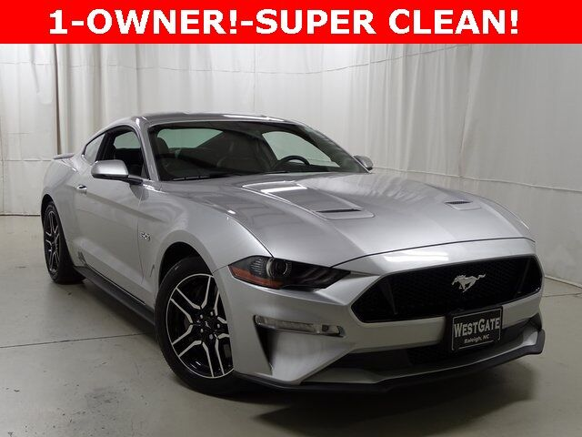 2019 Ford Mustang GT Premium Raleigh NC