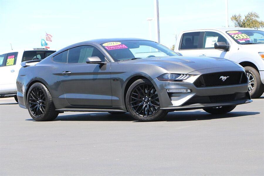 2019 Ford Mustang GT Salinas CA