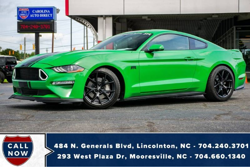 2019 Ford Mustang RTR Spec 1 *MANUAL*NEED FOR GREEN* (Video in Photos) Mooresville NC