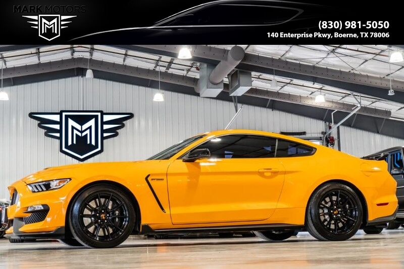 2019_Ford_Mustang_Shelby GT350_ Boerne TX