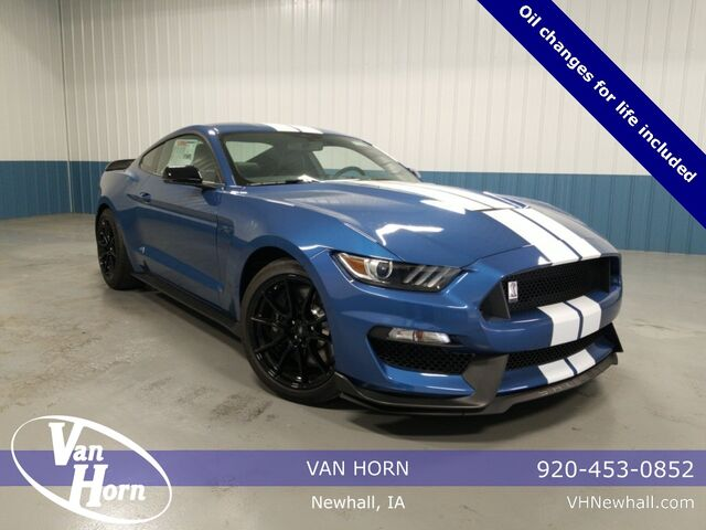 2019 Ford Mustang Shelby GT350 Newhall IA