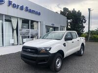 2019 Ford RANGER BASE 2.2L TURBO DIESEL 4WD 6-Speed Manual Transmission 2.2L DIESEL 4WD 6MT