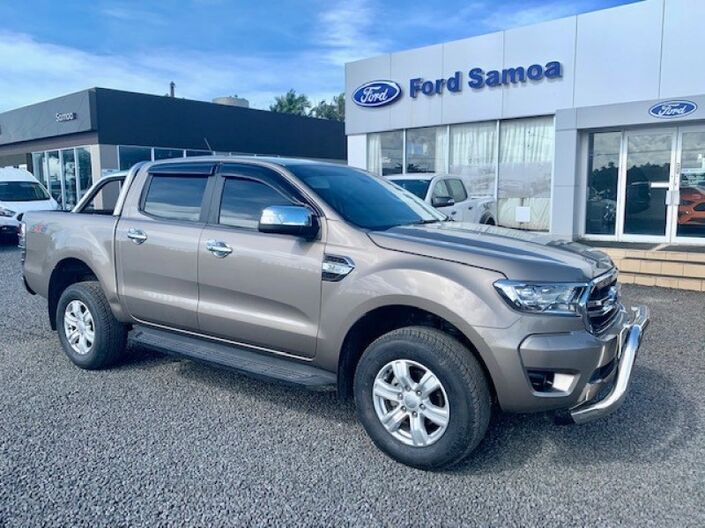 2019 Ford RANGER XLT 3.2L TURBO DIESEL 4WD 6-SPEED AUTOMATIC TRANSMISSION DOUBLE CAB Vaitele