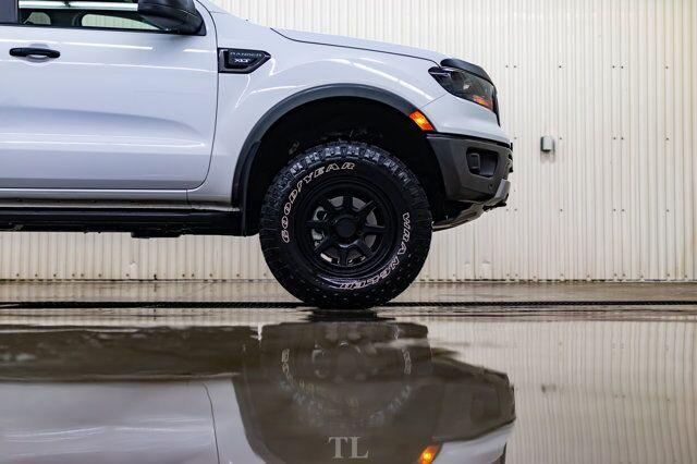 2019 Ford Ranger 4x4 Super Crew XLT FX4 Nav Lift Wheels Red Deer AB