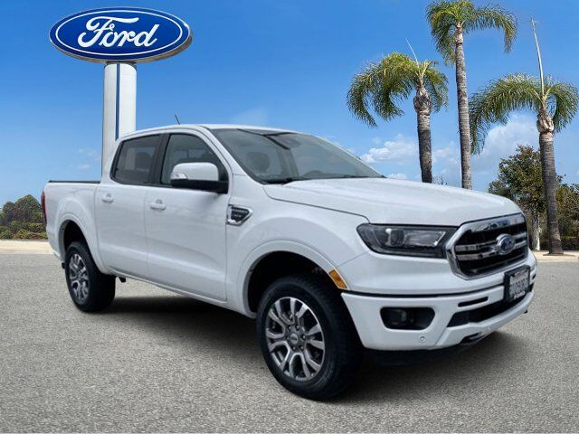 2019 Ford Ranger LARIAT San Diego County CA