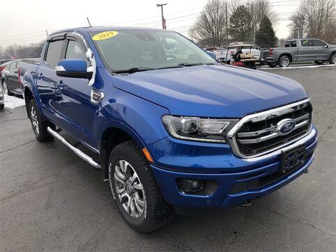 2019_Ford_Ranger_LARIAT 4WD_ Evansville IN