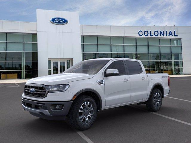 2019 Ford Ranger LARIAT 4WD SuperCrew 5' Box Marlborough MA