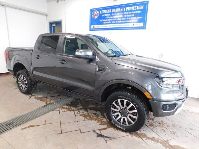 2019 Ford Ranger LARIAT SUPERCREW 4WD LEATHER NAVI Listowel ON
