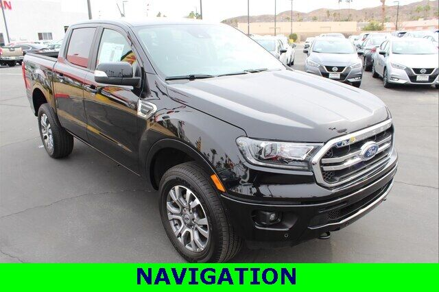 2019 Ford Ranger Lariat Cathedral City CA