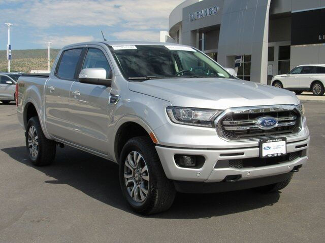 2019 Ford Ranger Lariat Durango CO
