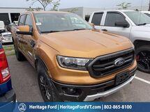 2019 Ford Ranger Lariat South Burlington VT