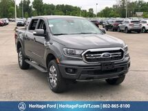 2019 Ford Ranger Lariat South Burlington VT