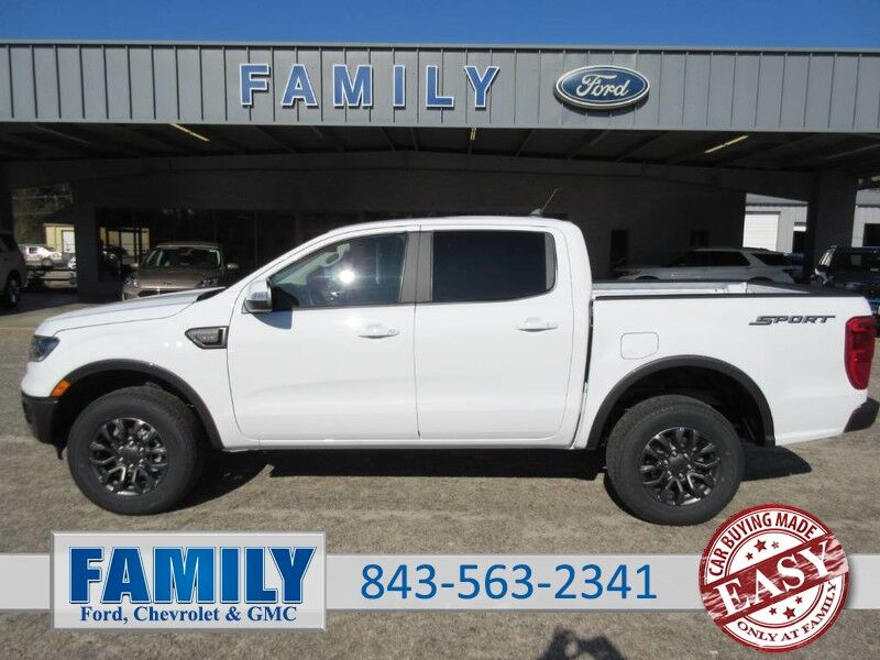 2019 Ford Ranger Lariat SuperCrew St. George SC
