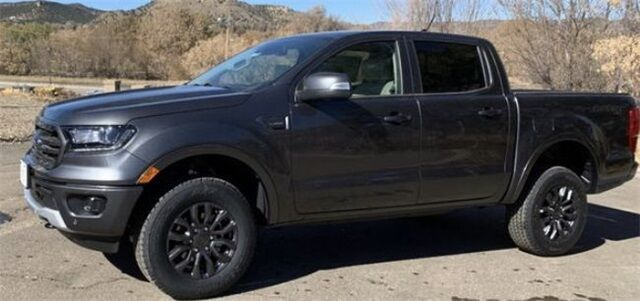 2019 Ford Ranger Lariat Trinidad CO